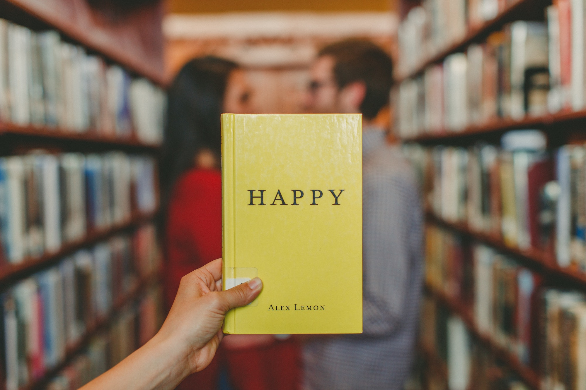 You are my happy place! 