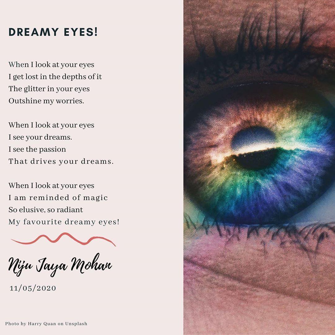 Dreamy Eyes!