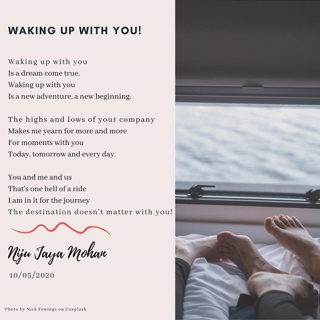 Waking Up With You!
