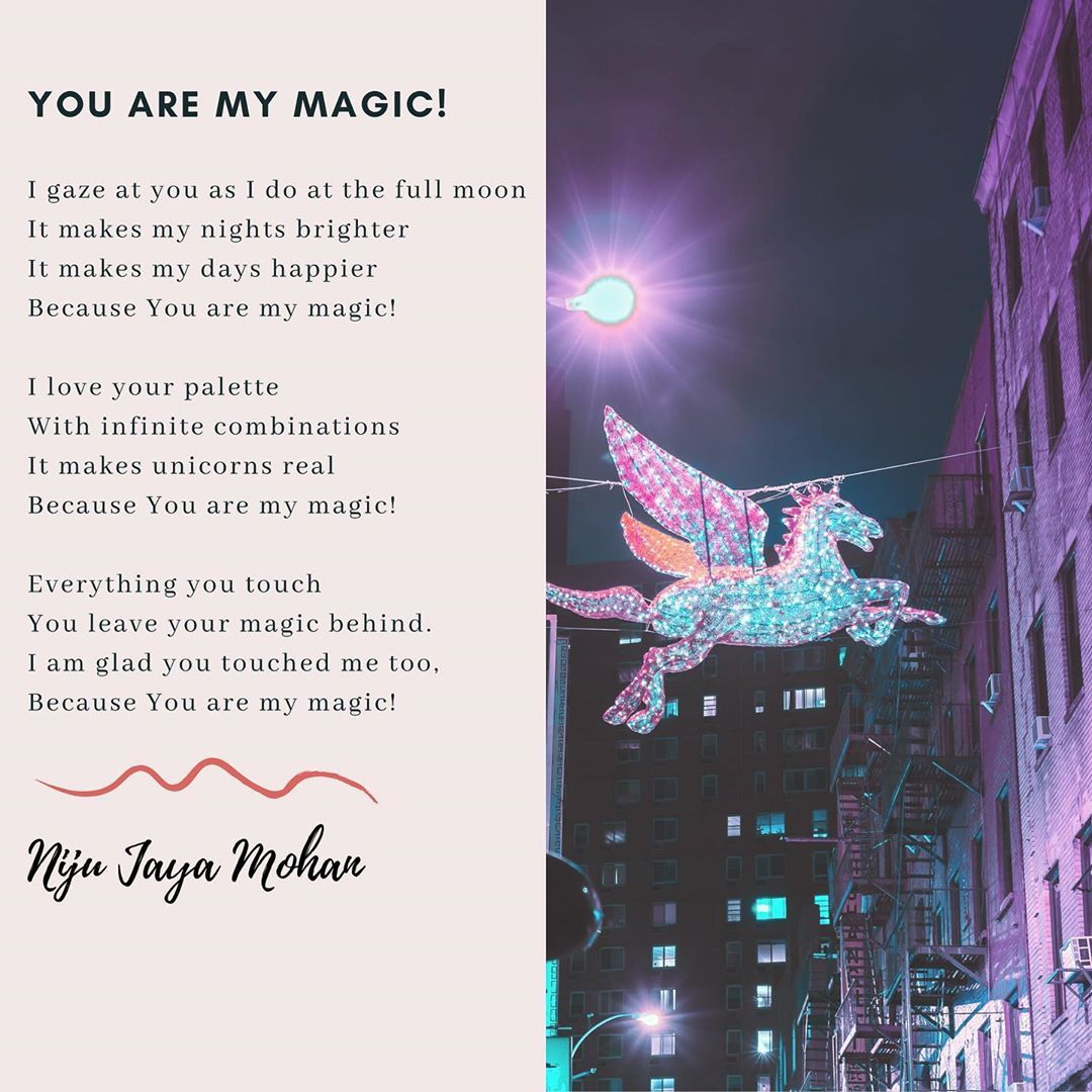 You Are My Magic!